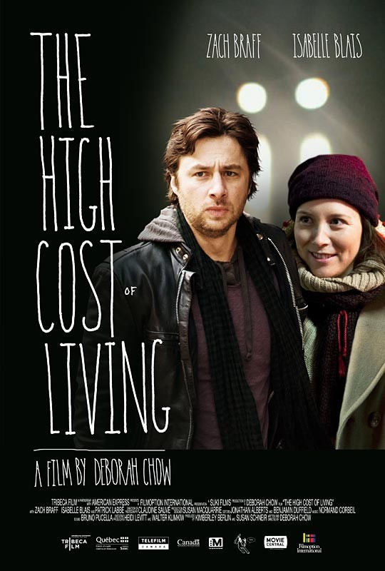 La locandina di The High Cost of Living