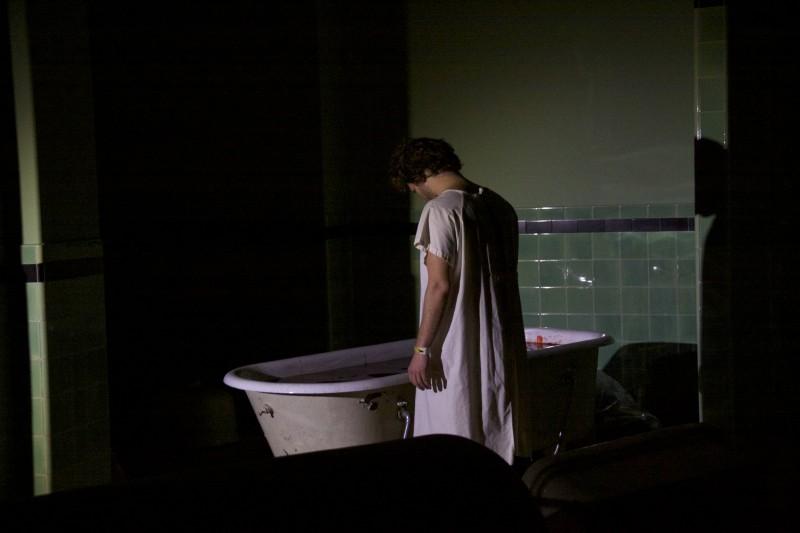 Una sequenza dell'horror ESP - Fenomeni paranormali (2010)