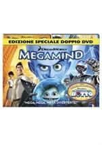La copertina di Megamind - Edizione speciale (dvd)