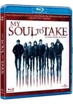 La copertina di My Soul to Take (blu-ray)