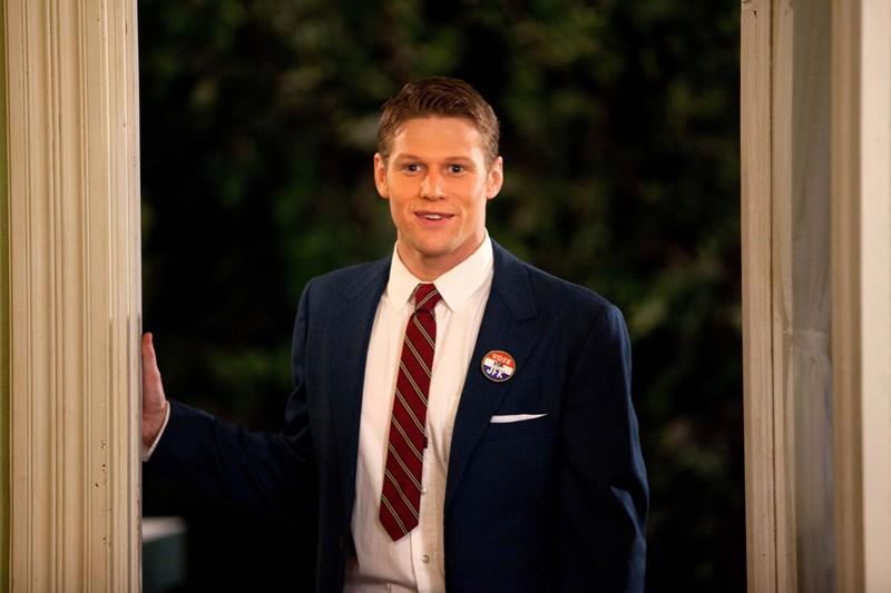 Matt (Zach Roerig) in un momento dell'episodio The Last Dance di Vampire Diaries
