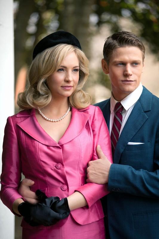Zach Roerig e Candice Accola nell'episodio The Last Dance di Vampire Diaries