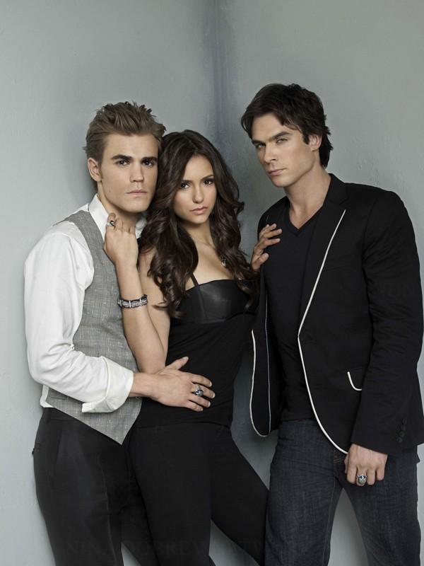 Un nuovo photoshoot dei nostri protagonisti per la stagione 2 di Vampire Diaries