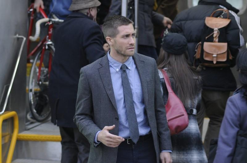 Jake Gyllenhaal, protagonista di The Source Code di Duncan Jones