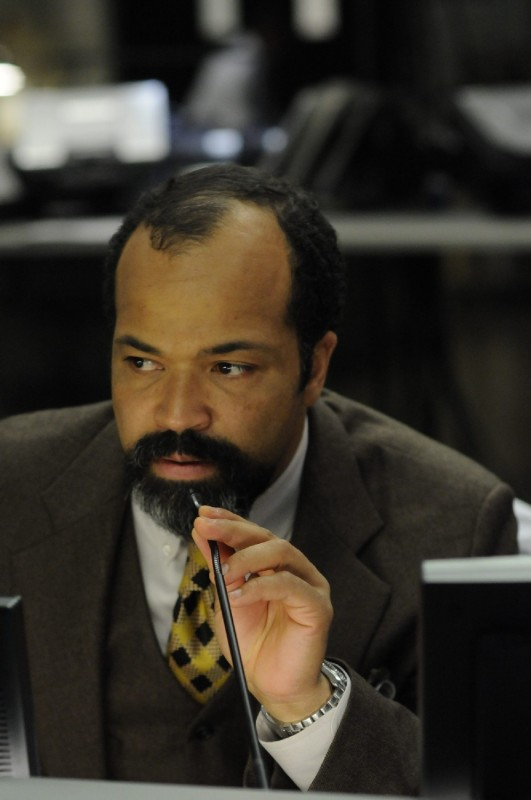 Jeffrey Wright in Source Code di D. Jones (2011)