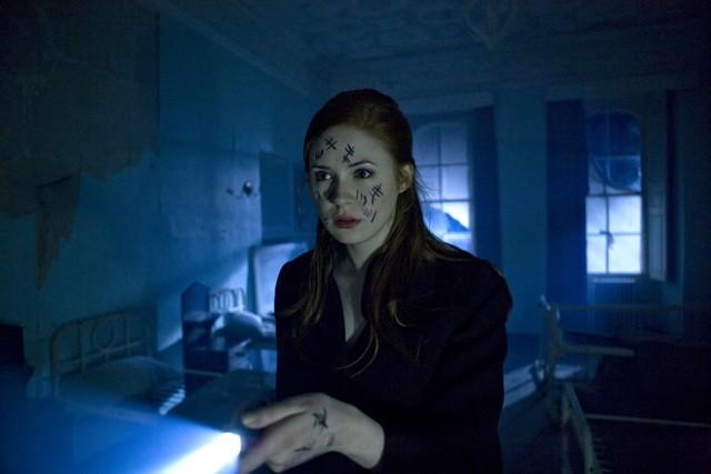 Karen Gillan nell'episodio Day Of The Moon di Doctor Who