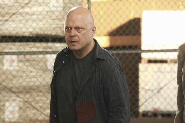 Michael Chiklis nell'episodio No Ordinary Future di No Ordinary Family