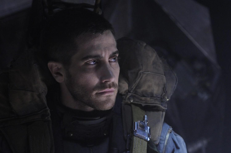 Wallpaper di Jake Gyllenhaal in The Source Code