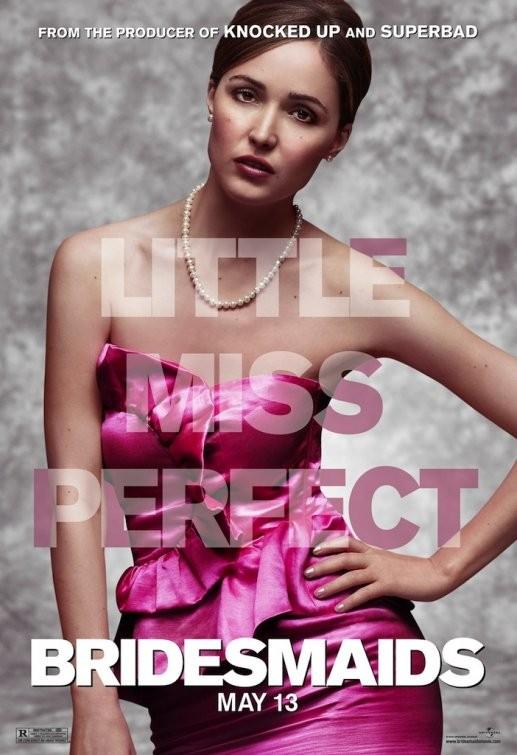 Character Poster USA per Bridesmaids (Le amiche della sposa) - Rose Byrne