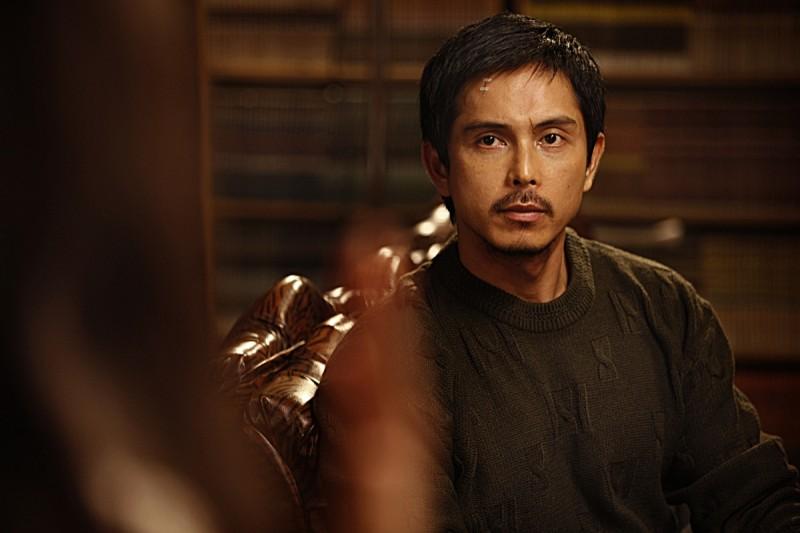 Won Bin in una scena del film The Man from Nowhere di Lee Jeong-beom