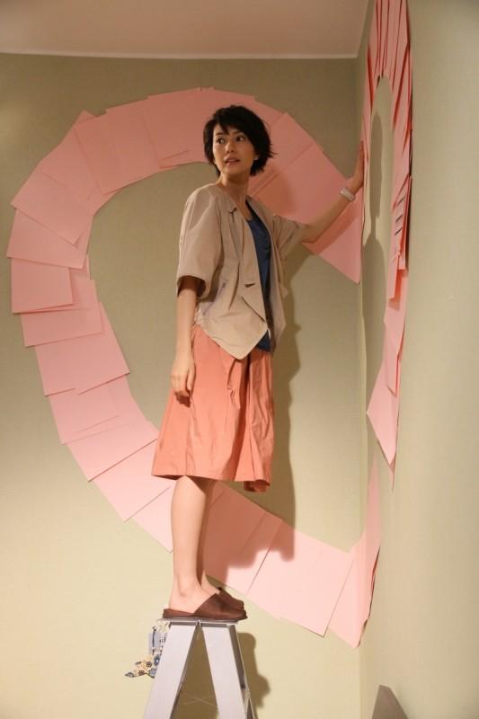 Gao Yuanyuan in una scena di Don't Go Breaking My Heart