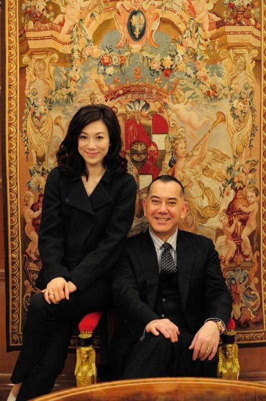 Anthony Wong nel film Punished