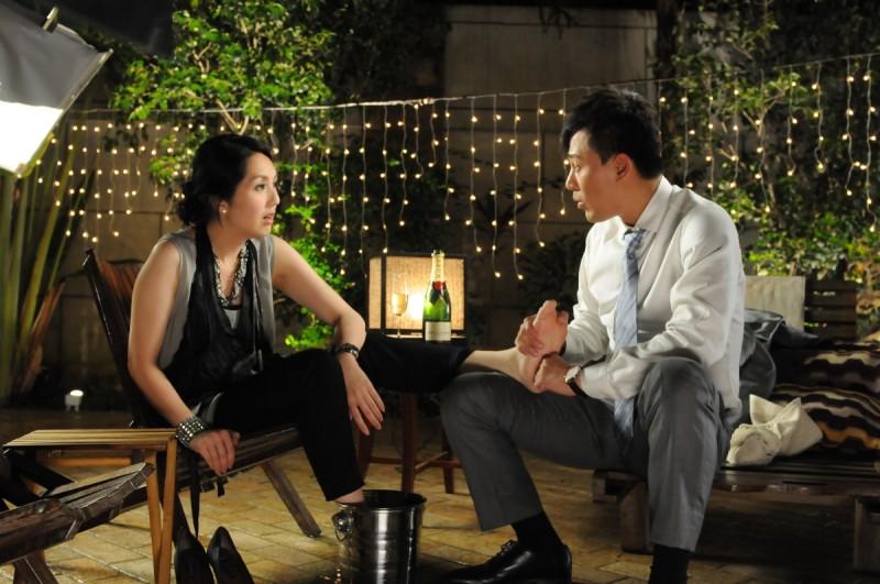 Una scena del film Perfect Wedding