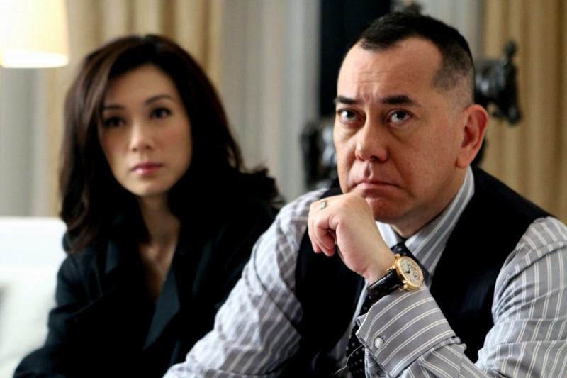 Anthony Wong in una scena del film Punished