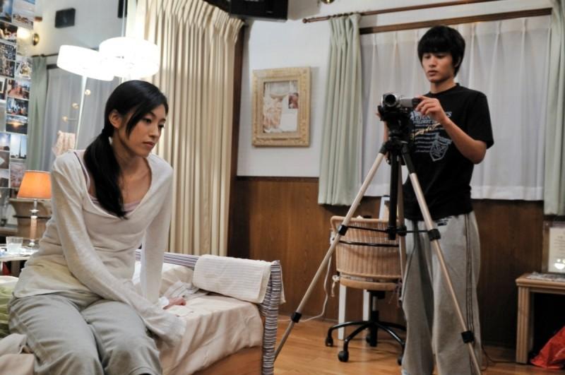 Una sequenza del film Paranormal Activity 2: Tokyo Night