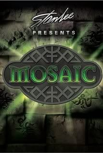 La locandina di Mosaic