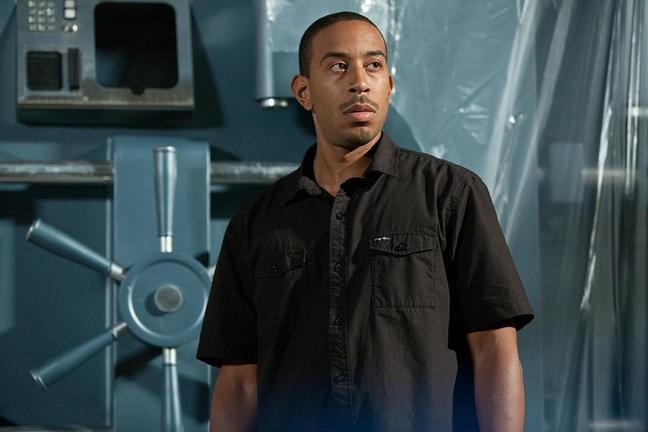 Ludacris in una scena di Fast & Furious 5