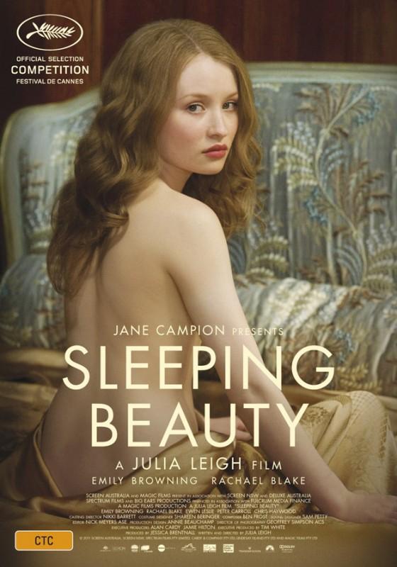 La locandina di Sleeping Beauty
