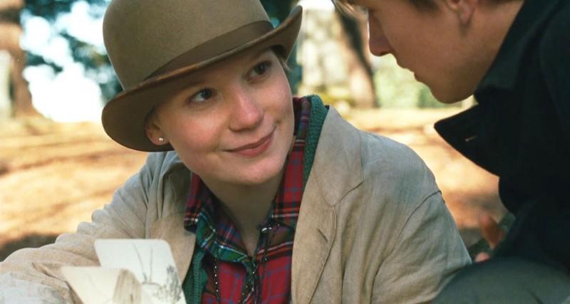 Mia Wasikowska  nel film Restless di Gus Van Sant