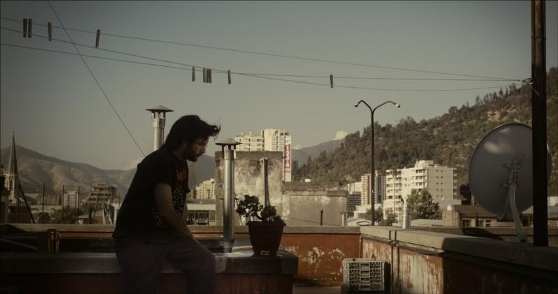 Una sensuale immagine del film Bonsái di C. Jiménez