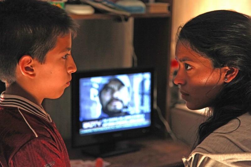 Una sequenza del film Miss Bala