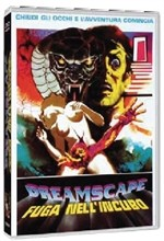 La copertina di Dreamscape - Fuga nell'incubo (dvd)