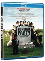 La copertina di Funeral Party (blu-ray)