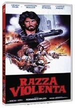 La copertina di Razza violenta (dvd)