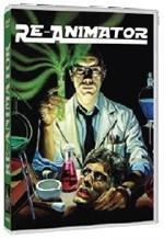 La copertina di Re-Animator (dvd)