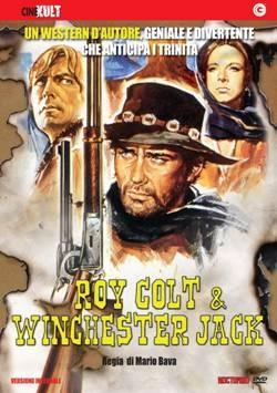 La copertina di Roy Colt e Winchester Jack (dvd)