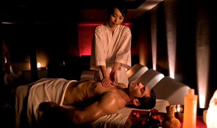 Linda Chang e Clemente Russo nel film TATANKA