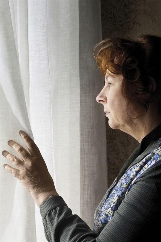 Yolande Moreau nel film Où va la nuit