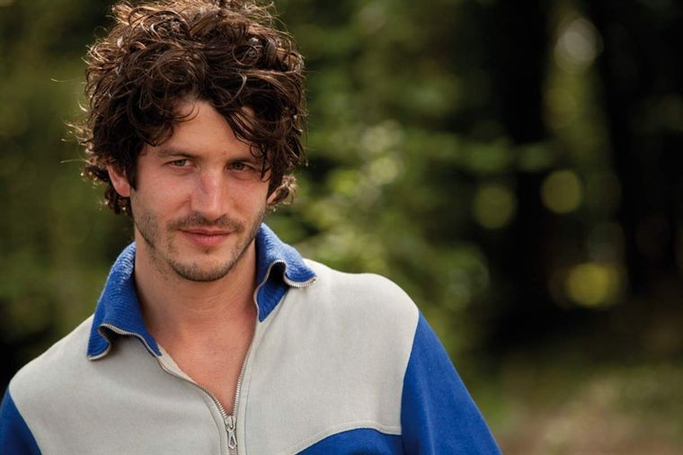 Clément Sibony in un'immagine del film Voir la mer