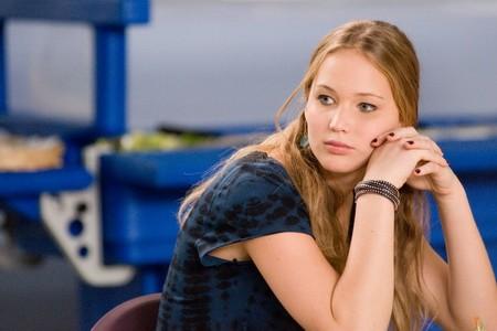 Jennifer Lawrence in un'immagine del film Mr. Beaver