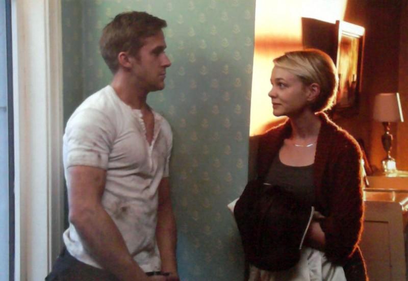 Ryan Gosling e Carey Mulligan nel film Drive, del 2011