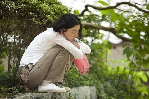 Una sequenza del film Hanezu no Tsuki