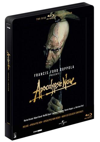 La copertina di Apocalypse Now - Special edition (blu-ray)