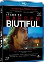 La copertina di Biutiful (blu-ray)