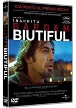 La copertina di Biutiful (dvd)