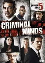 La copertina di Criminal Minds - Stagione 5 (dvd)
