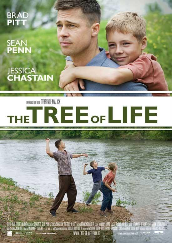 Nuova suggestiva locandina di The Tree of Life