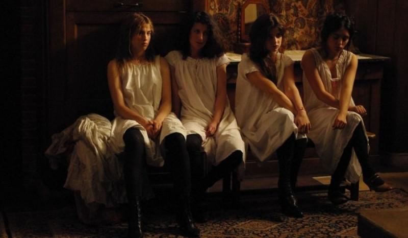 Una sequenza del film L'apollonide (Souvenirs de la maison close)