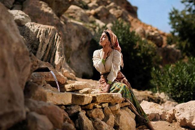 Una sequenza del film La source des femmes