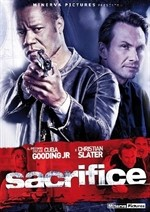 La copertina di Sacrifice (dvd)