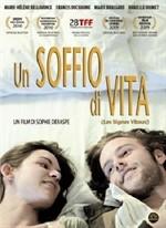 La copertina di Un soffio di vita (dvd)