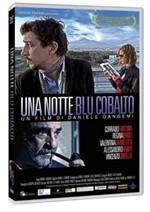 La copertina di Una notte blu cobalto (dvd)