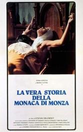 La locandina di La vera storia della monaca di Monza