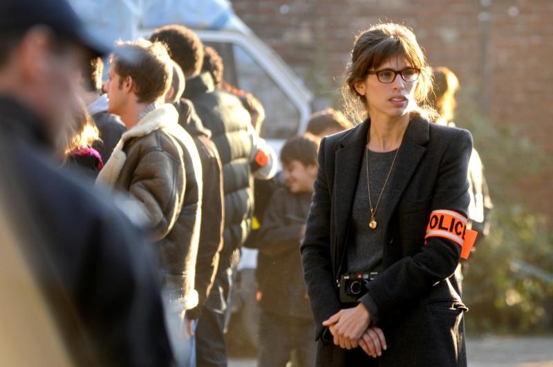 Maïwenn Le Besco nel film Polisse, da lei diretto e interpretato nel 2011