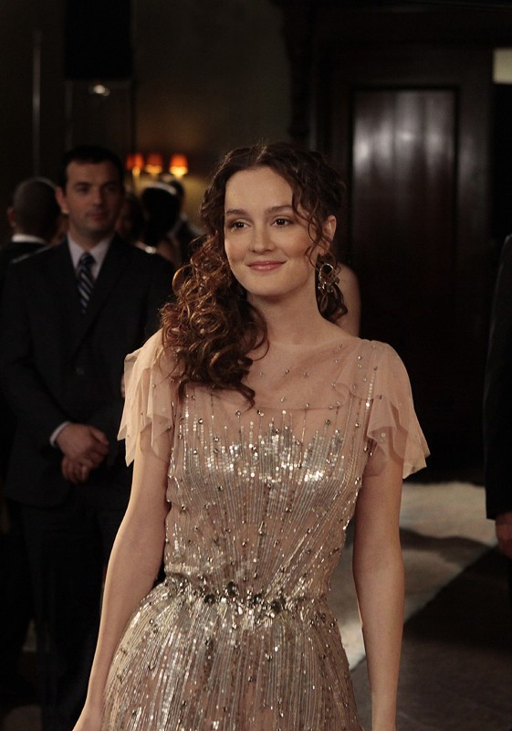 Blair (Leighton Meester) nell'episodio The Princesses and the Frog di Gossip Girl