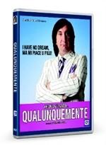 La copertina di Qualunquemente (dvd)